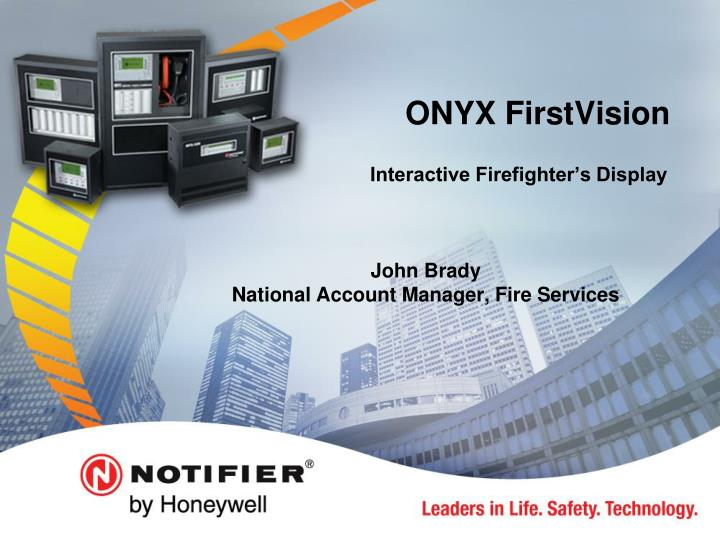 Onyx firstvision