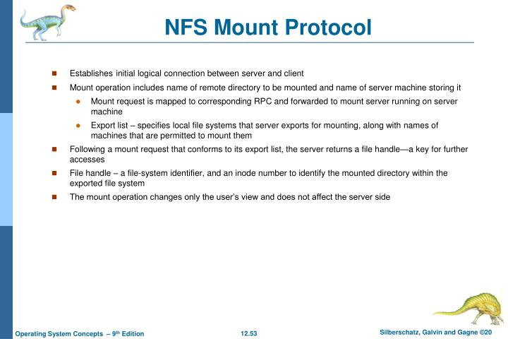 NFS Mount Protocol