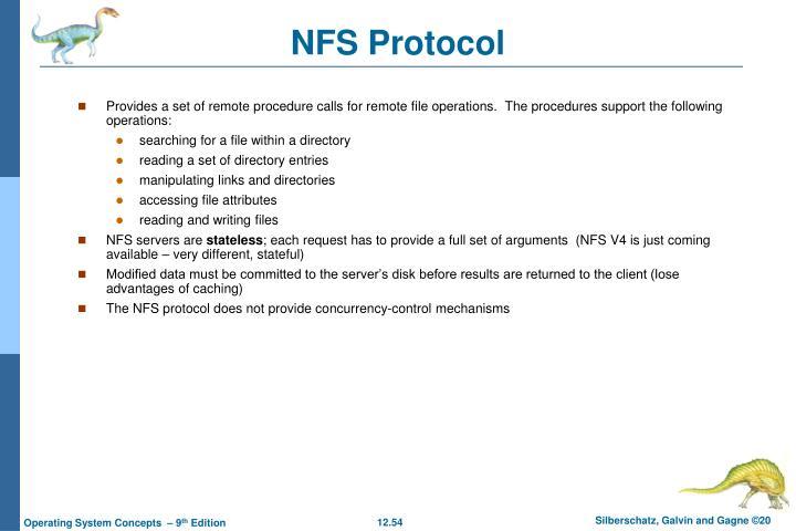 NFS Protocol