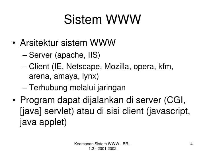 Sistem WWW