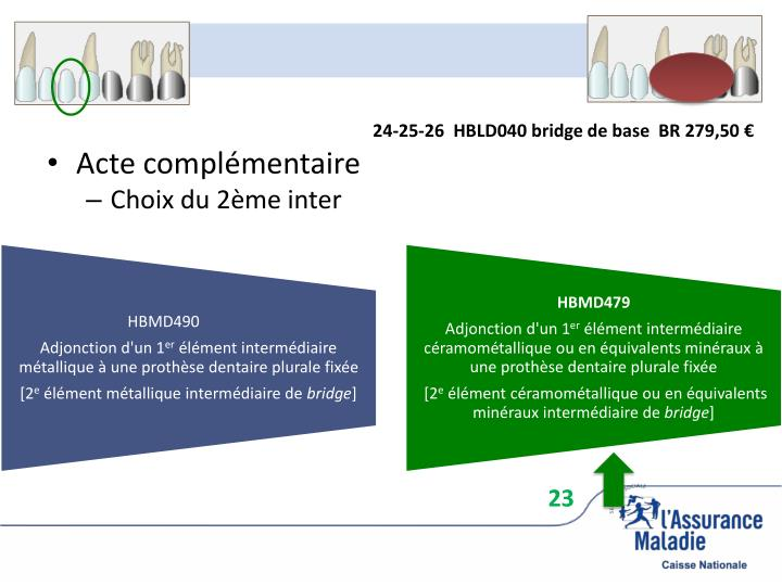 24-25-26  HBLD040 bridge de base  BR 279,50 €