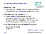 4 gdi nordrhein westfalen