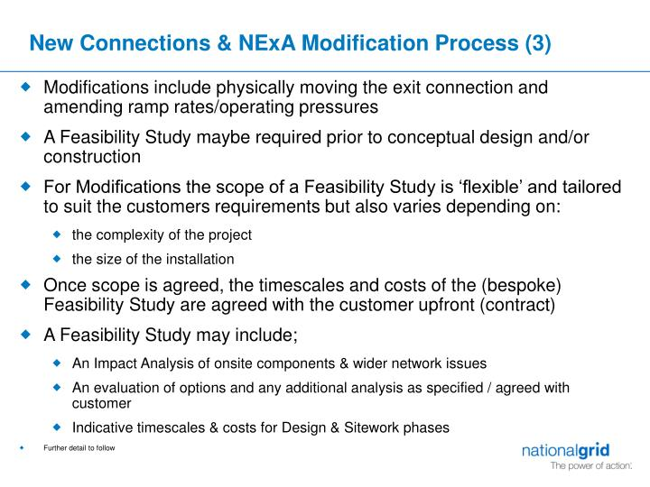 New Connections & NExA Modification Process (3)