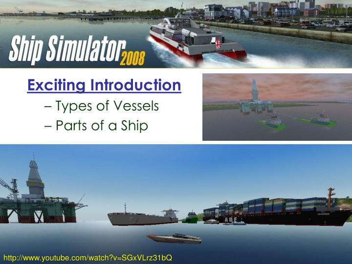 SHIPSIM 2008
