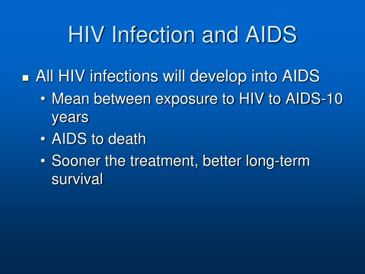 HIV Infection and AIDS