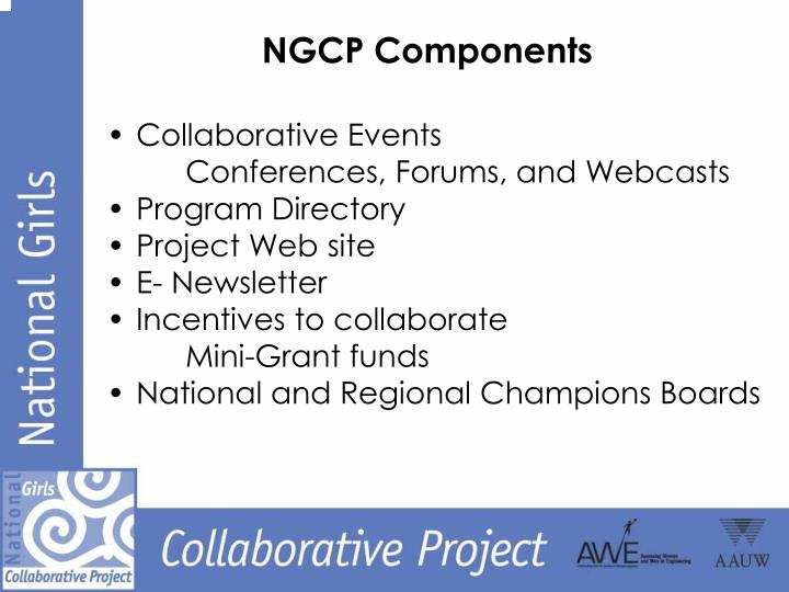 NGCP Components