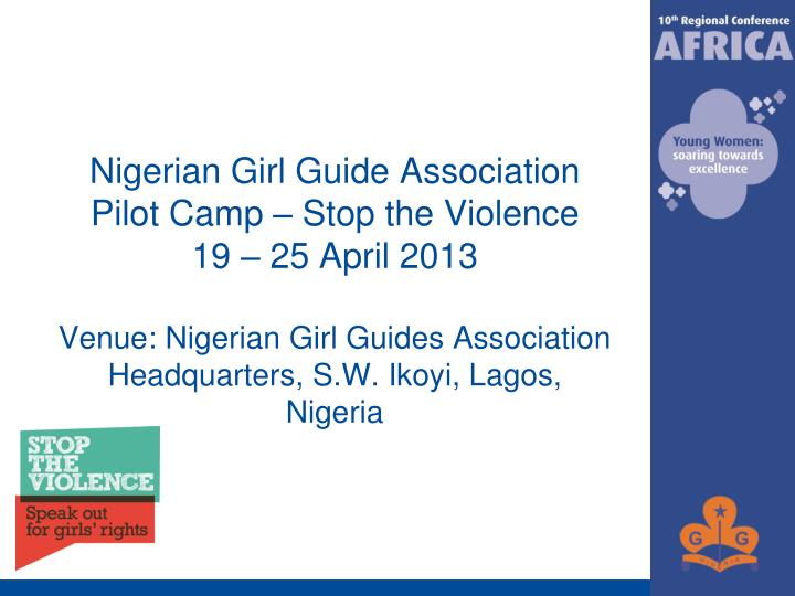 Nigerian Girl Guide Association