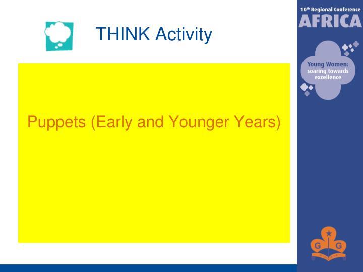 THINK Activity