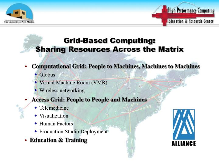 Grid-Based Computing: