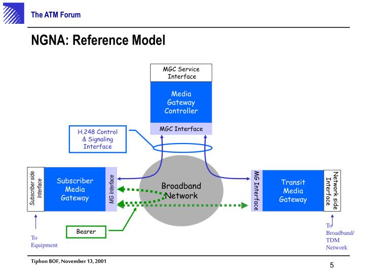 NGNA: Reference Model