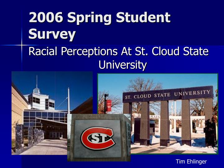 2006 Spring Student Survey