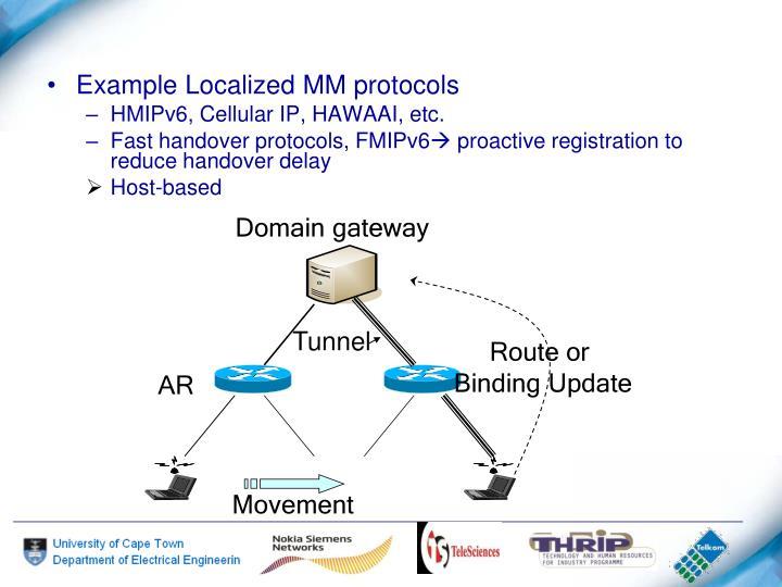 Domain gateway