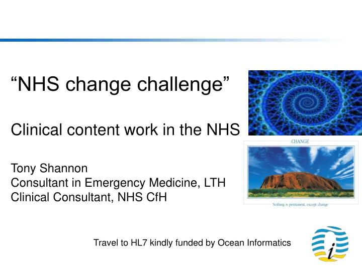 Nhs Powerpoint Template