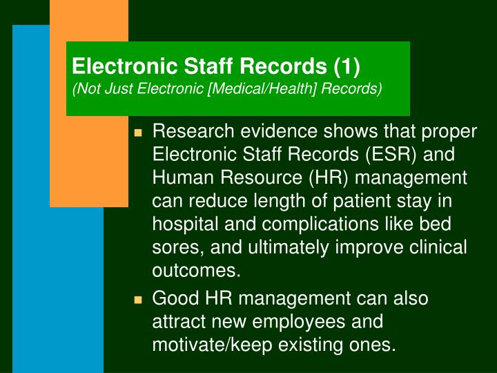 Electronic Staff Records (1)