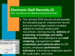 electronic staff records 2 not just electronic medical health records