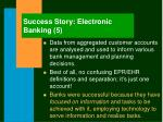 success story electronic banking 5