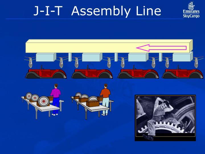 J-I-T  Assembly Line