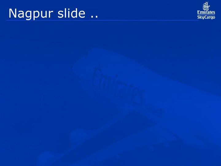 Nagpur slide ..