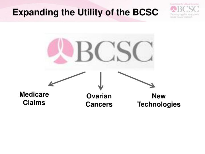 Expanding the Utility of the BCSC