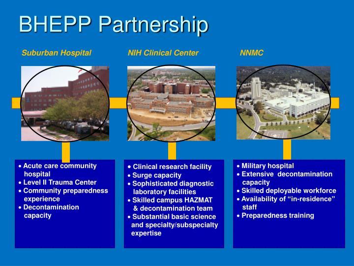 BHEPP Partnership