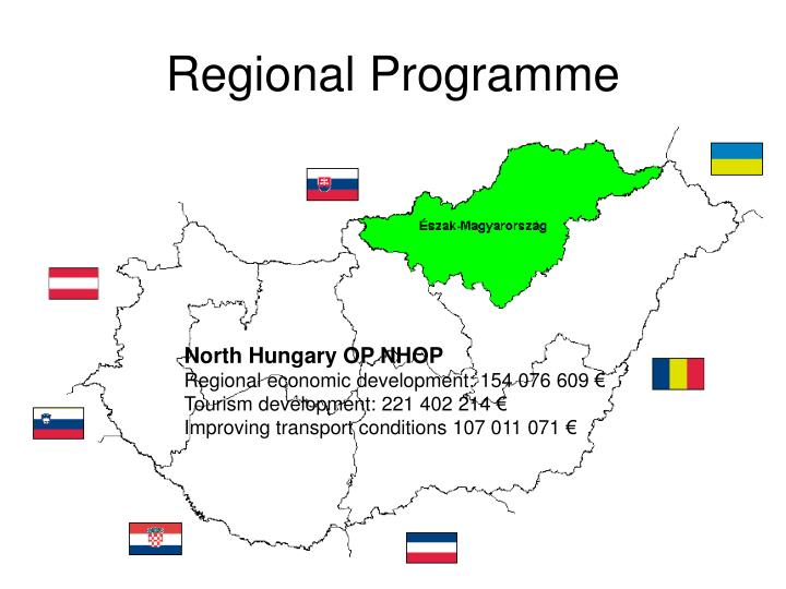 Regional Programme