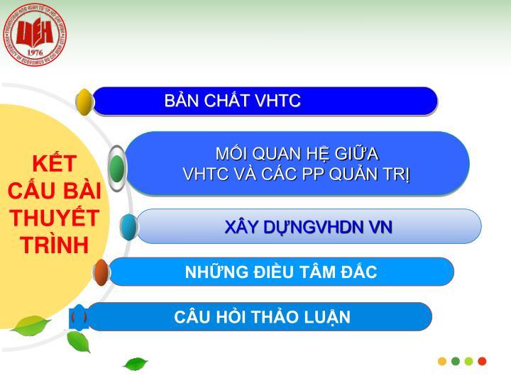 BN CHT VHTC