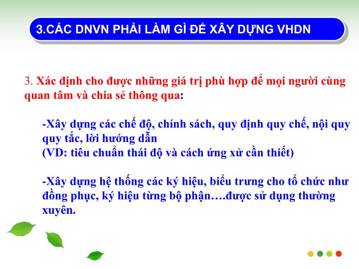 3.CC DNVN PHI LM G  XY DNG VHDN