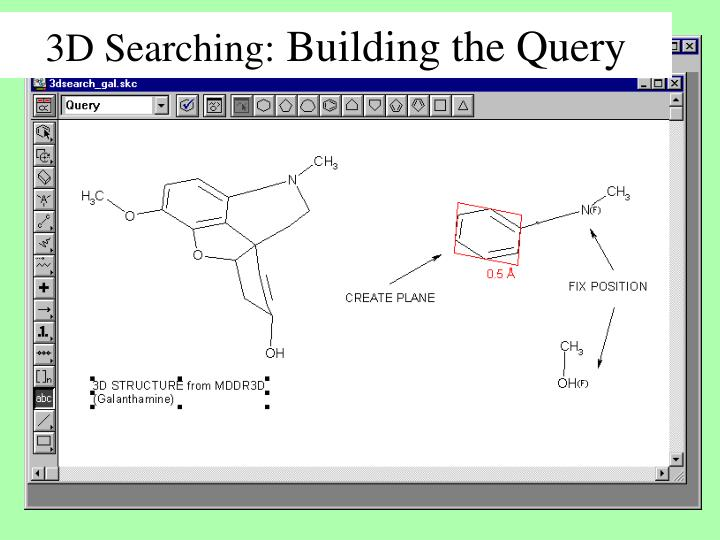 3D Searching: