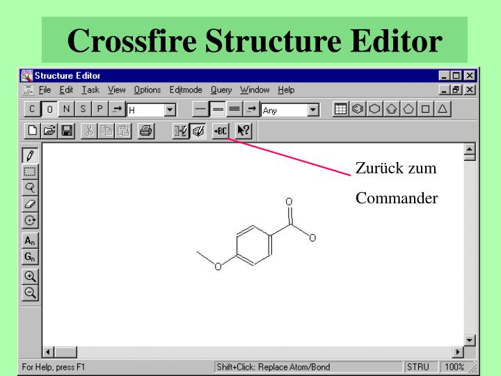 Crossfire Structure Editor