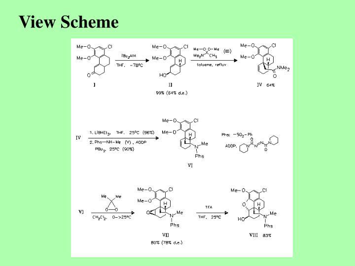 View Scheme