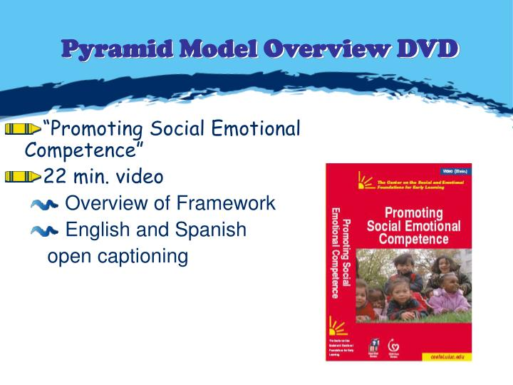 """Promoting Social Emotional Competence"""