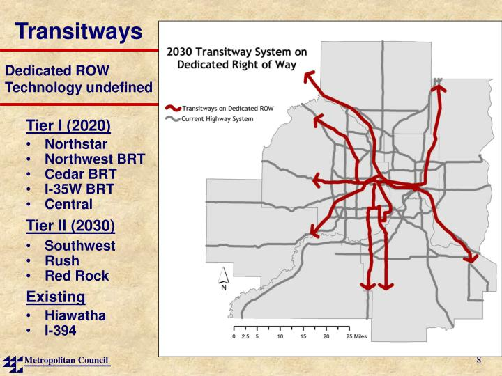 Transitways
