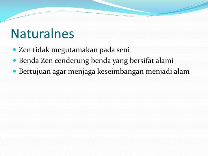 Naturalnes