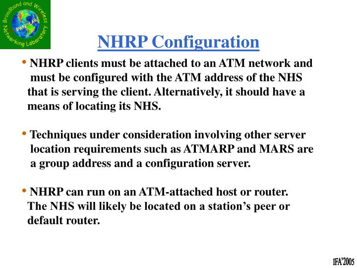 NHRP Configuration