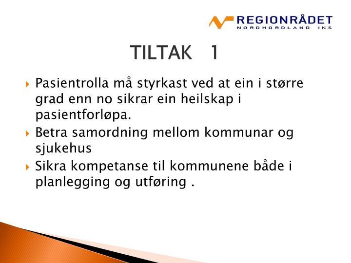 TILTAK