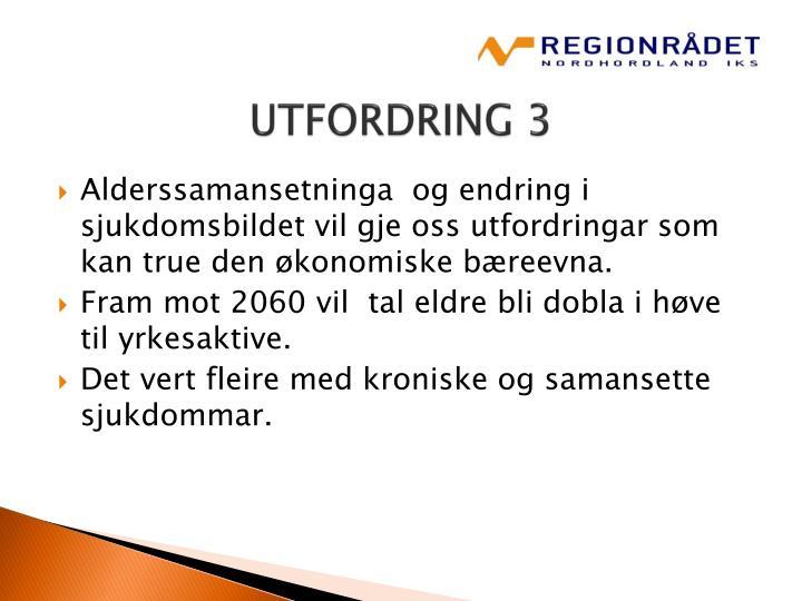 UTFORDRING