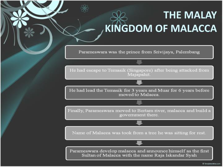 the early history of malaysia A history timeline of malaysia from ad 1400 when srivijayan prince  parameswara set up a trading base in melaka  early days ad 1400,  srivijayan prince.