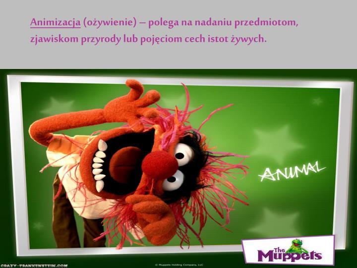 Animizacja