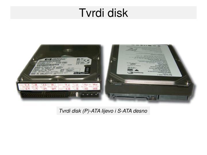 Tvrdi disk