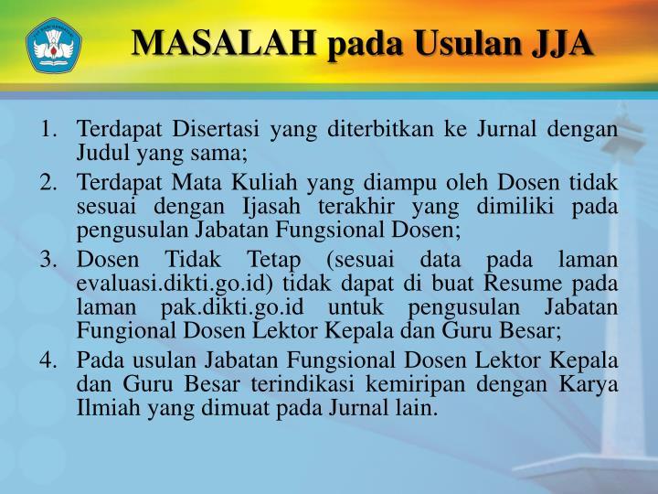 MASALAH