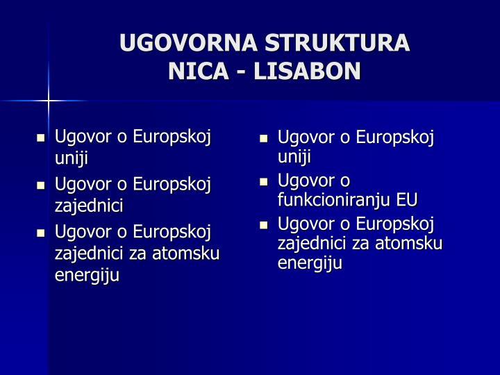 Ugovor o Europskoj uniji