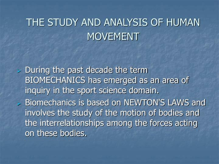 biomechanics of running essay The most common method for improving performance in many sports is to improve an athlete's technique this is highlighted here as one motivation for studying biomechanics, and it is probably what you thought of when asked how a biomechanist goes about trying to improve an athlete's performance.