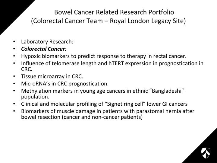 Laboratory Research: