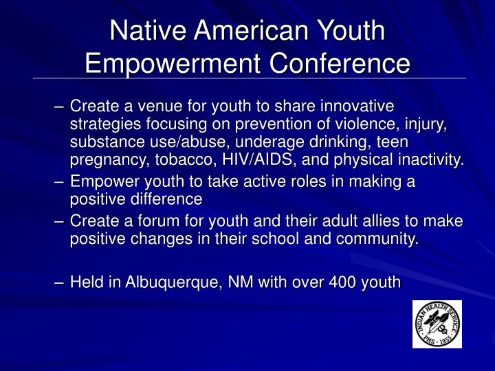 Native American Youth Empowerment Conference