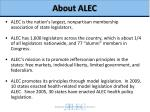 about alec