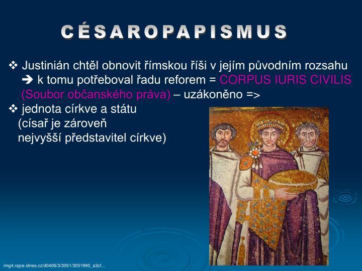 CÉSAROPAPISMUS