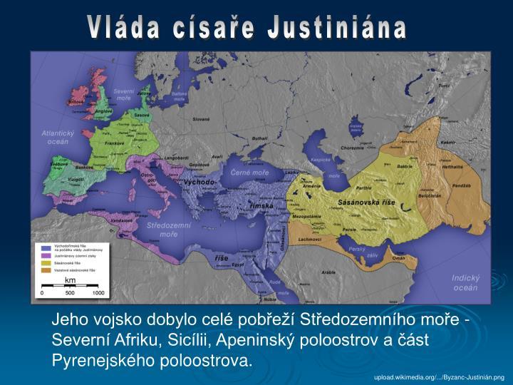 Vláda císaře Justiniána