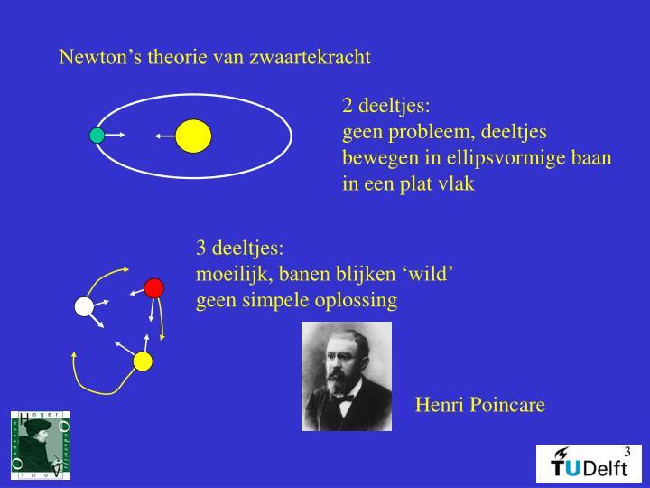 3 deeltjes: