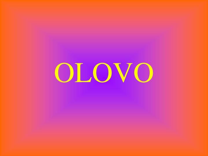OLOVO