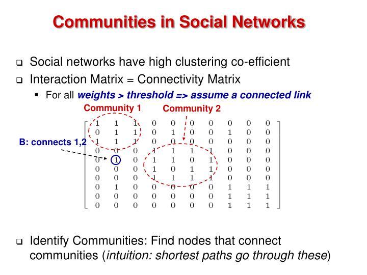 Community 1